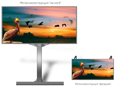 Светодиодный экран 2*2м - обзор от 4м