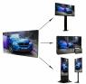 Уличный светодиодный экран Р10