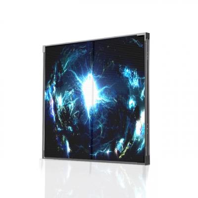 Прозрачный экран для помещения