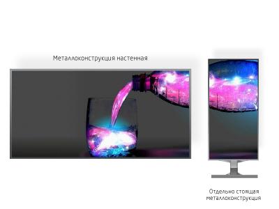 DIP P10 экран 1,5 х 2 м