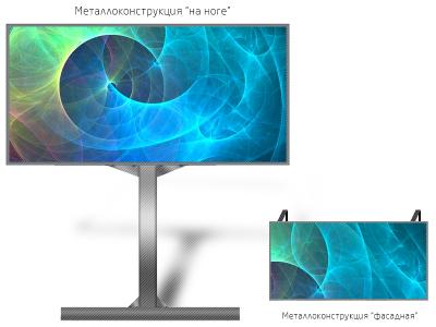 SMD экран P8 кв.м
