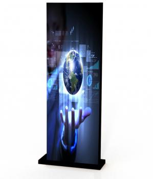 Рекламный интерактивный экран